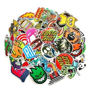 Stickers - Patches - Pins